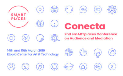 #Adesteplus will be present in #Conecta19 the second smARTplaces conference that takes place at Etopia Center for Art and Technology in Spain