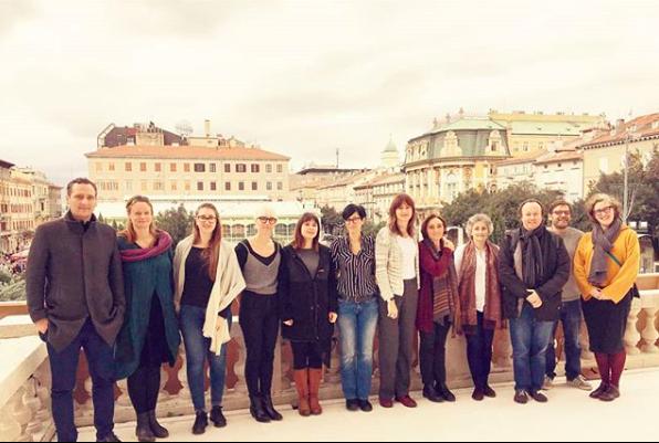 Partner meeting in Rijeka